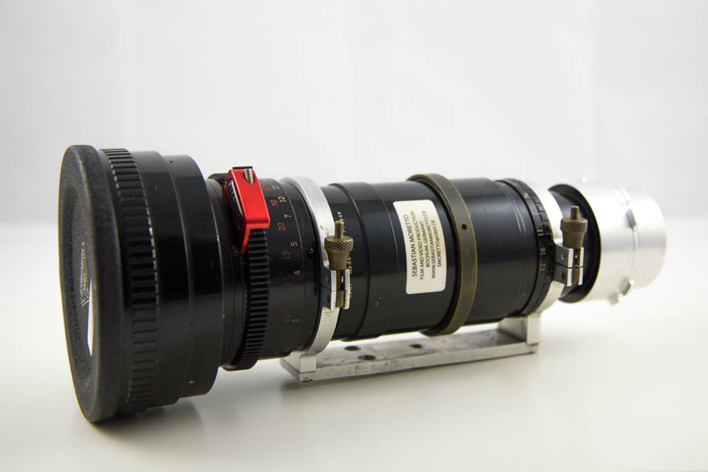 Angenieux 25-250mm Type 2 T3.9 Zoom
